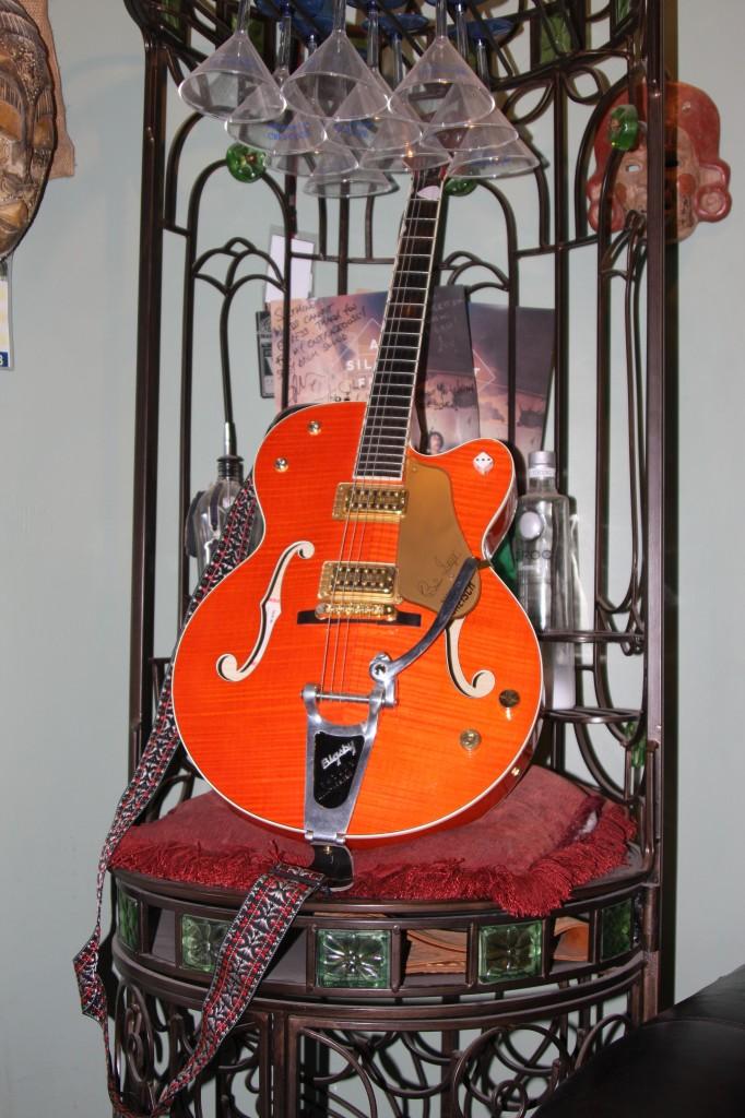 Saltmine Guitar
