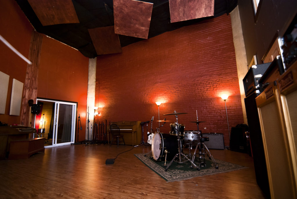 Live Room for Drums