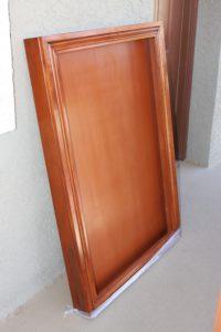 Bass Wood Foam Box