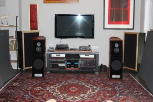 a dedicated listening room?