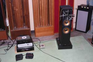 right channel speaker
