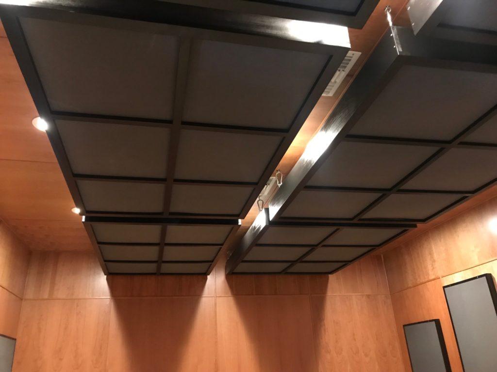 Acoustic Fields Foam Ceiling Panel